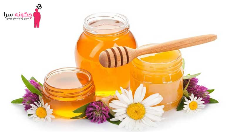چگونه عسل طبیعی را تشخیص دهیم؟